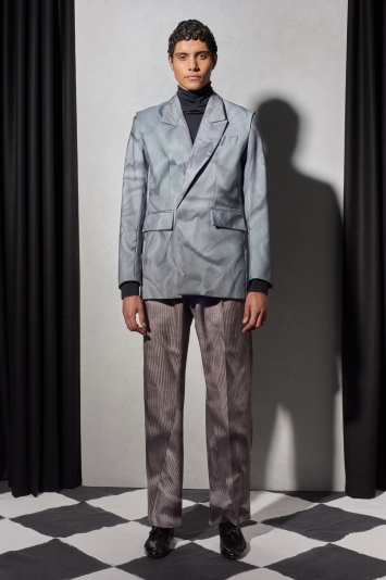 Bianca Saunders Men's Fall 2021