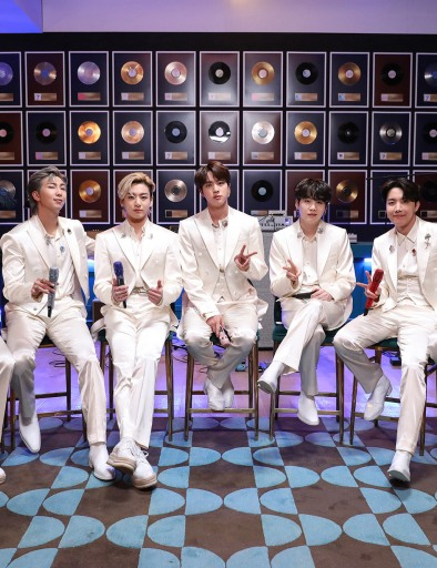 BTS' Fashion Moments From Their MTV Unplugged Performance