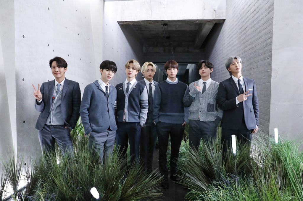 BTS MTV Unplugged Fashion Breakdown