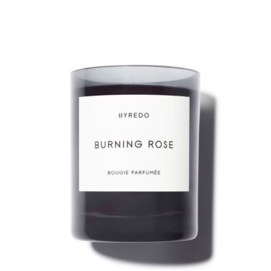 byredo, best rose scented candles