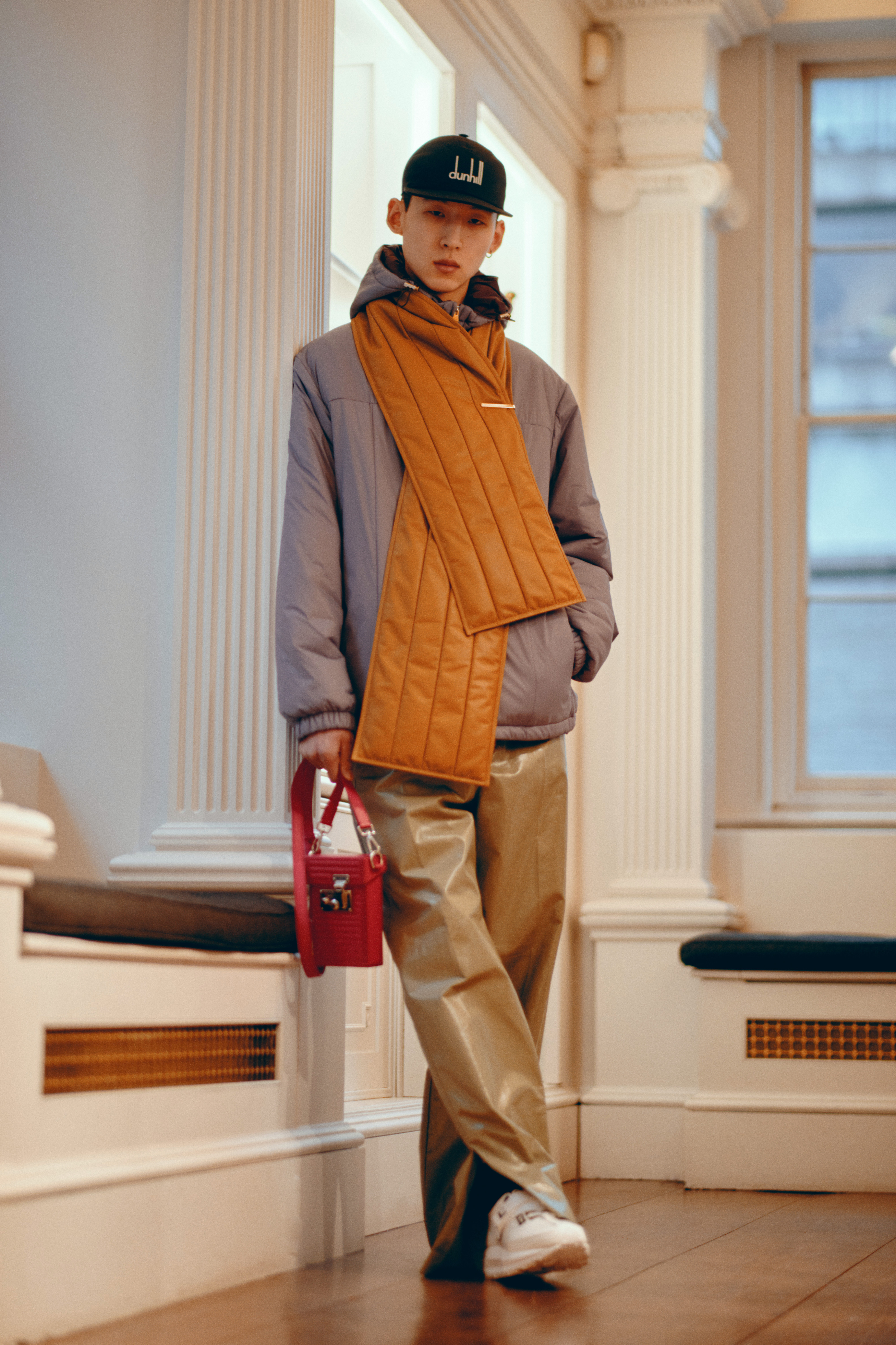 Dunhill Men's Fall 2021 Preview