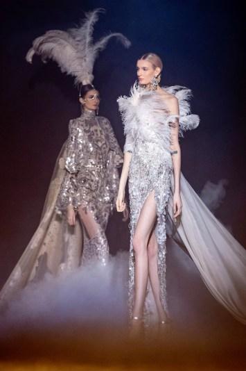 Elie Saab Couture Spring 2021