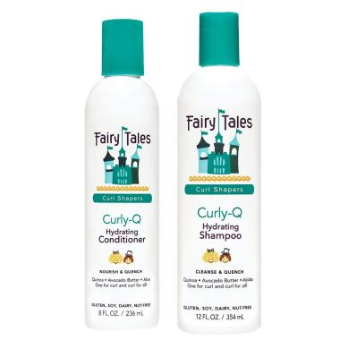 fairy tales, best infant hair products