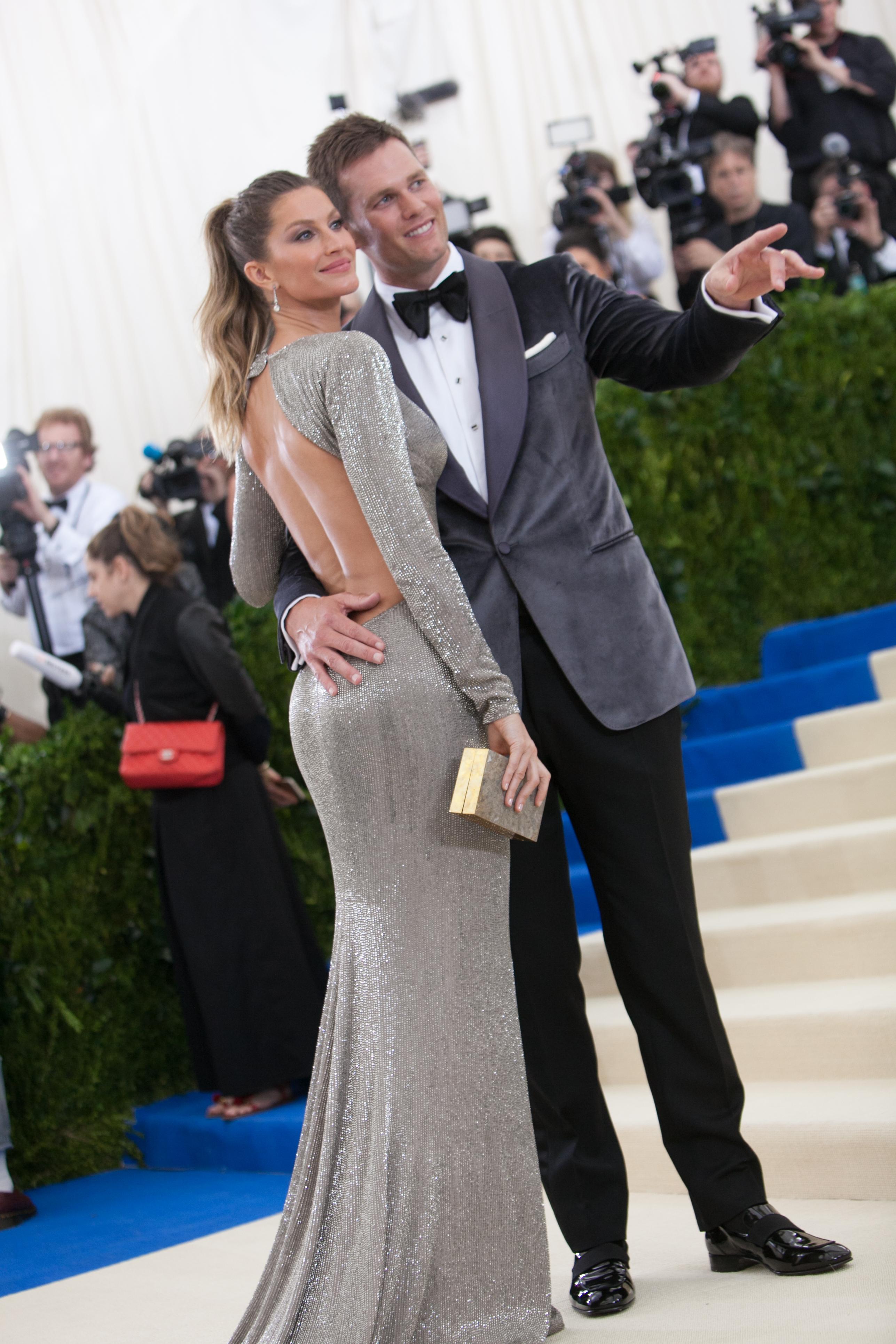 Gisele Bündchen and Tom Brady's Best Style Moments