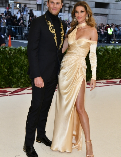 Photos of Gisele Bundchen and Tom Brady's Couples Style