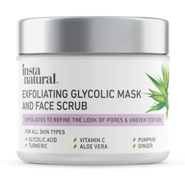 insta natural, best cystic acne treatment products