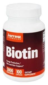 jarrow formulas, best biotin hair supplements