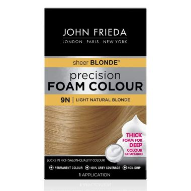 john frieda, best blond hair dyes for dark hair