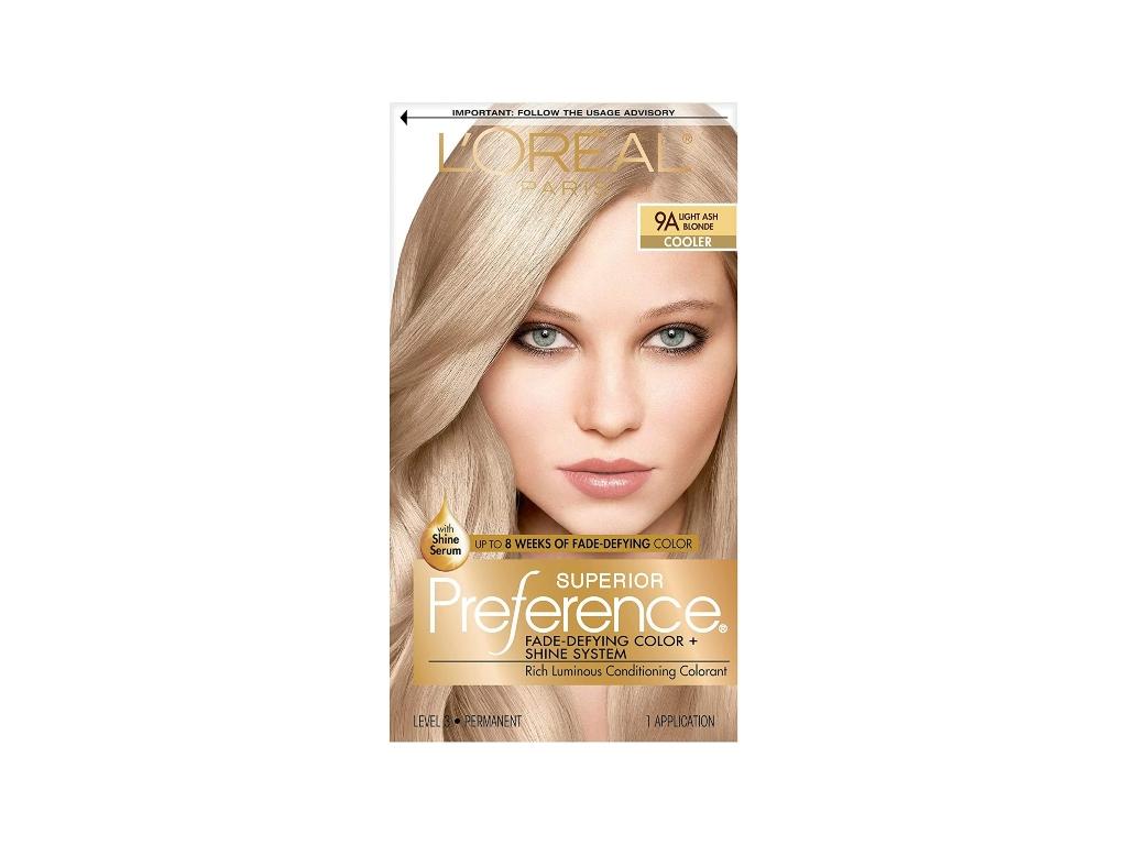 loreal paris, best blond hair dyes for dark hair