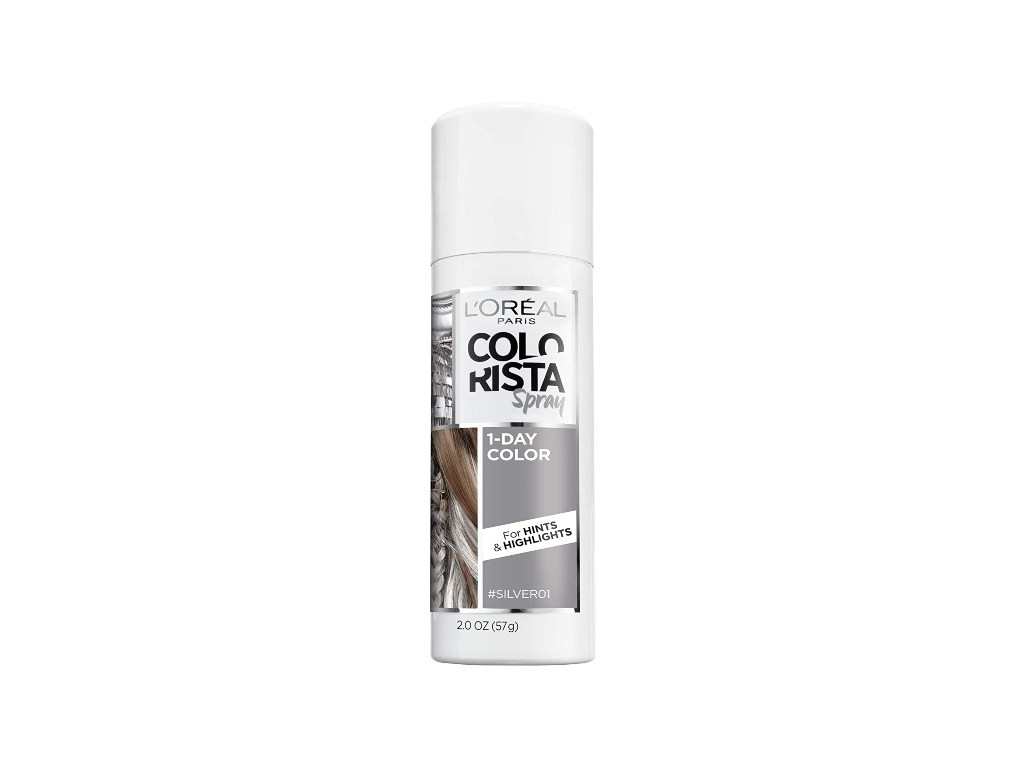 loreal paris colorista, best gray hair dyes