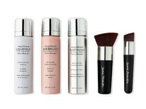 magicminerals, best airbrush makeup kits