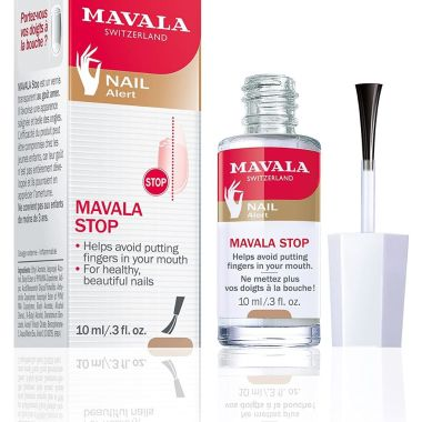 mavala, best no-biting nail polishes