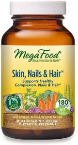 megafood, best biotin hair supplements