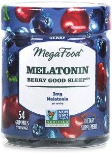 megafood, best melatonin gummies