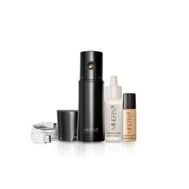 mineral air, best airbrush makeup kits