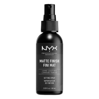 nyx, best makeup setting sprays