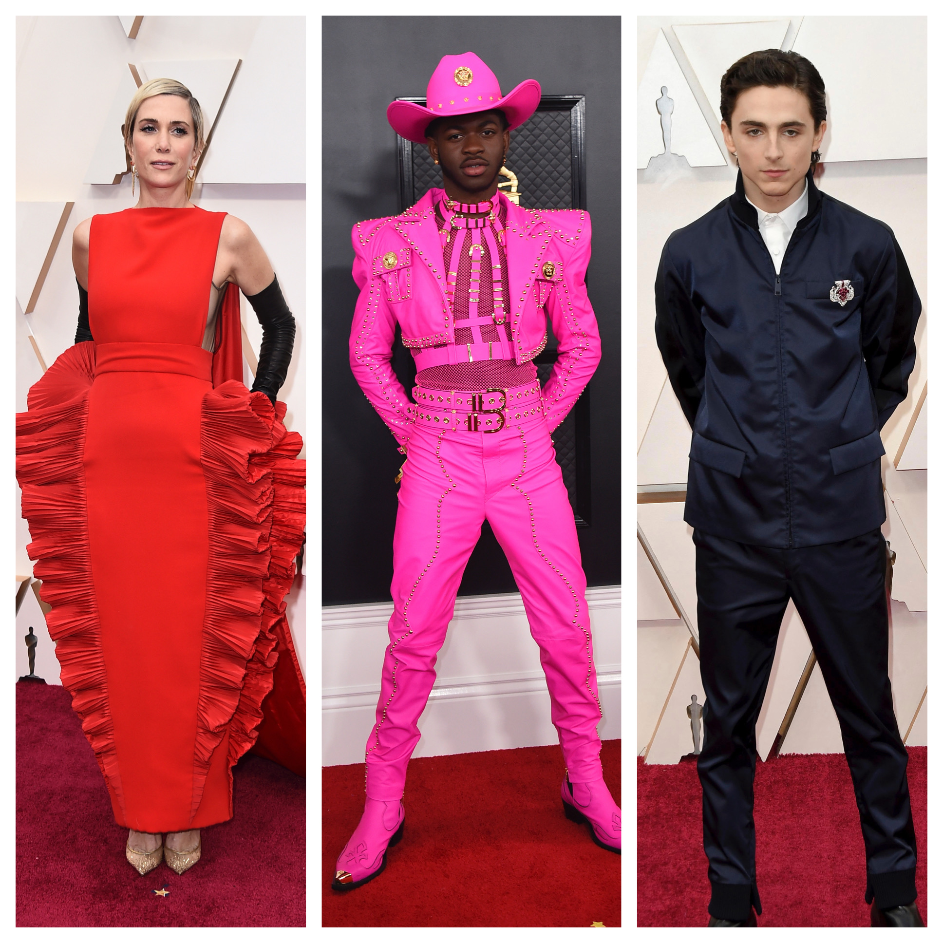 Pantone Fall 2021 Colors: How Celebrities Are Wearing the Colors on the Red Carpet