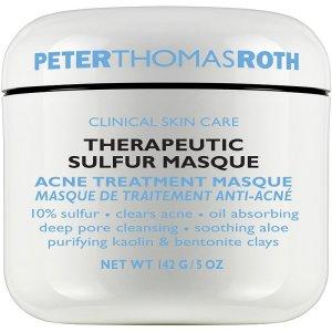 Peter Thomas Roth, mejores productos para el tratamiento del acné quístico