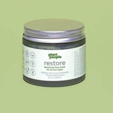 plant people, best face masks for dry skin