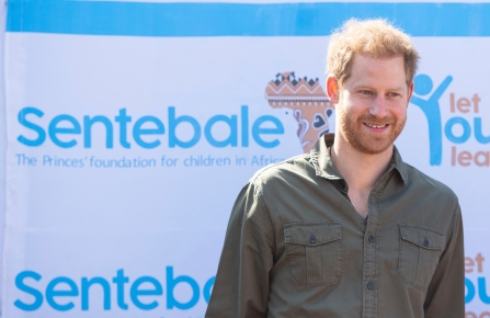 Prince Harry Interview After Stepping Down from Royal Family