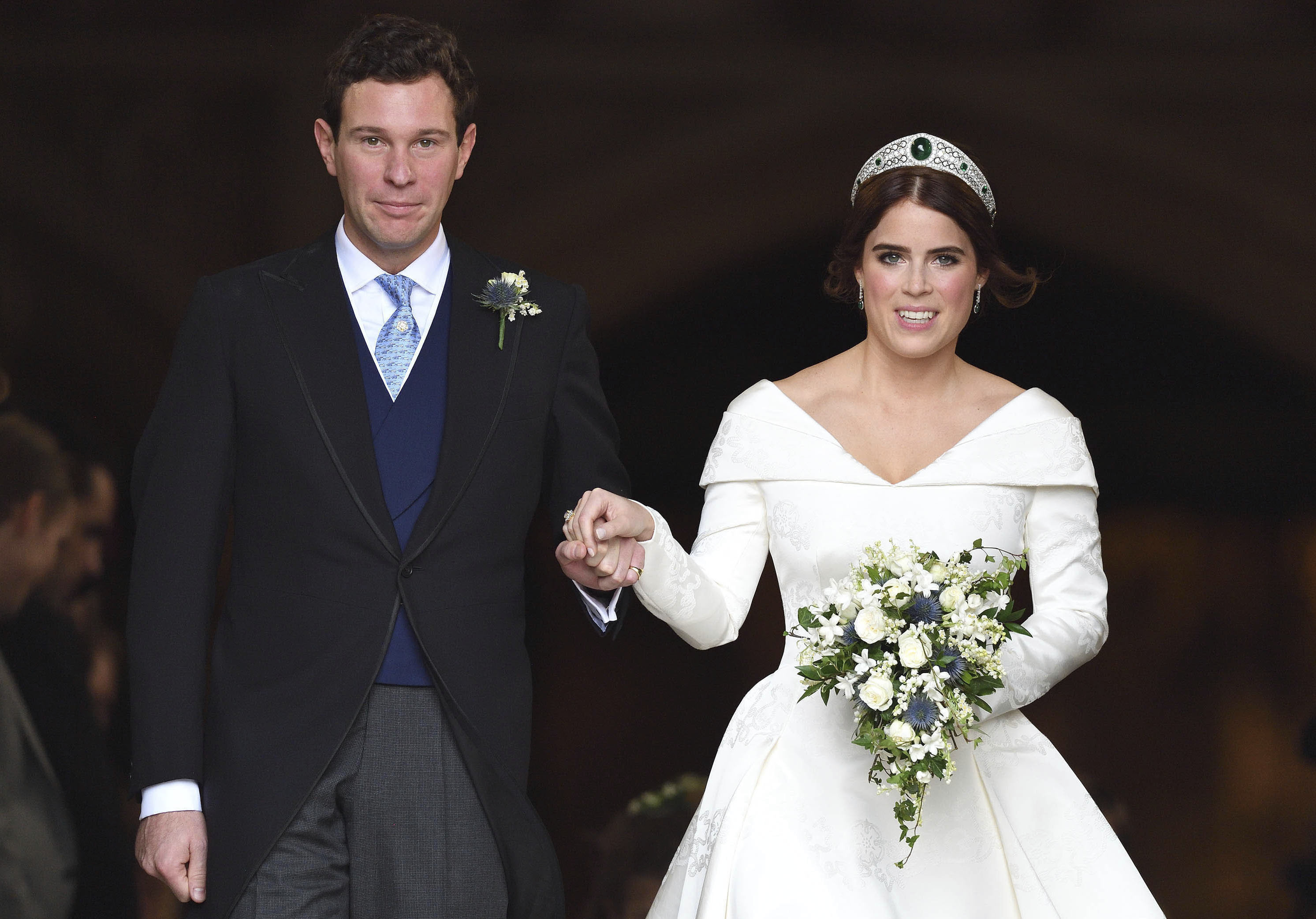 Princess Eugenie Welcomes First Child