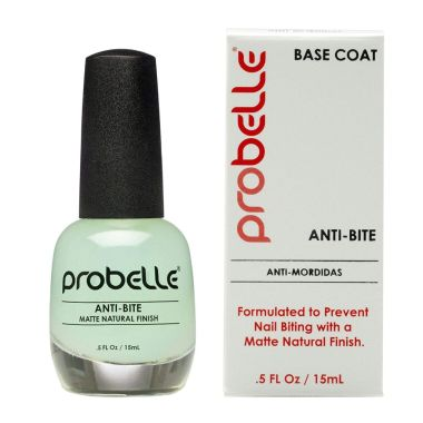 probelle, best no-bite nail polishes