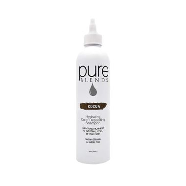 pure blends, best color depositing shampoos