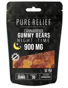 pure relief, best melatonin gummies