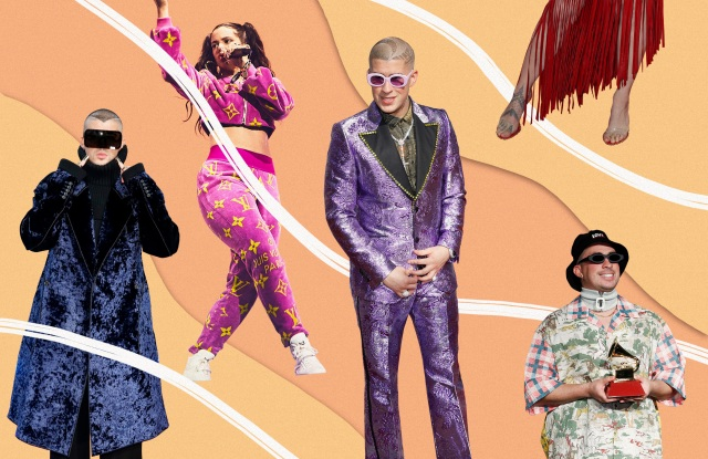 WWD Report Card: Bad Bunny and Rosalía in Fashion Heaven.jpg