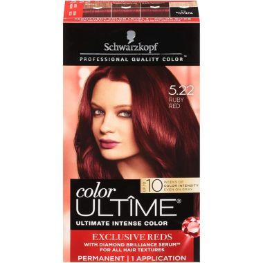 Schwarzkopf, best red hair dyes
