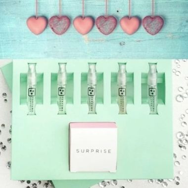perfume surprise box, best perfume subscription boxes