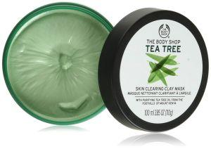 The Body Shop, los mejores productos para el tratamiento del acné quístico