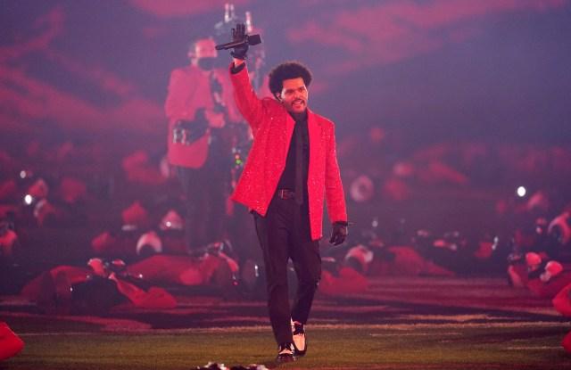 The Weeknd Super Bowl Halftime Show: Fashion Details