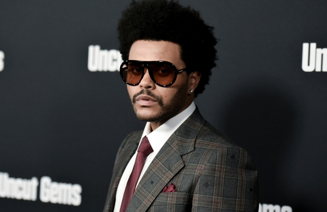The Weeknd to Wear Custom Richfresh Suit for Super Bowl Halftime Show Performance.jpg