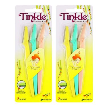 tinkle, best face shavers for women