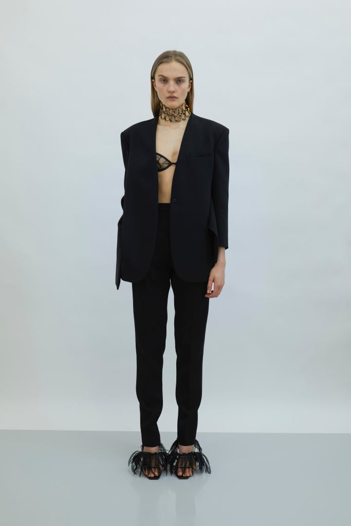 A look from Del Core Fall 2021 collection