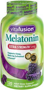 vitafusion, best melatonin gummies
