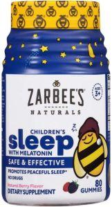 zarbees naturals, best melatonin gummies