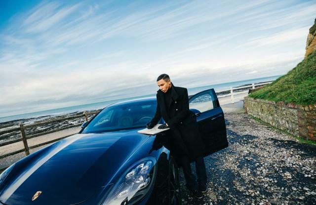 Olivier Rousteing X Porsche