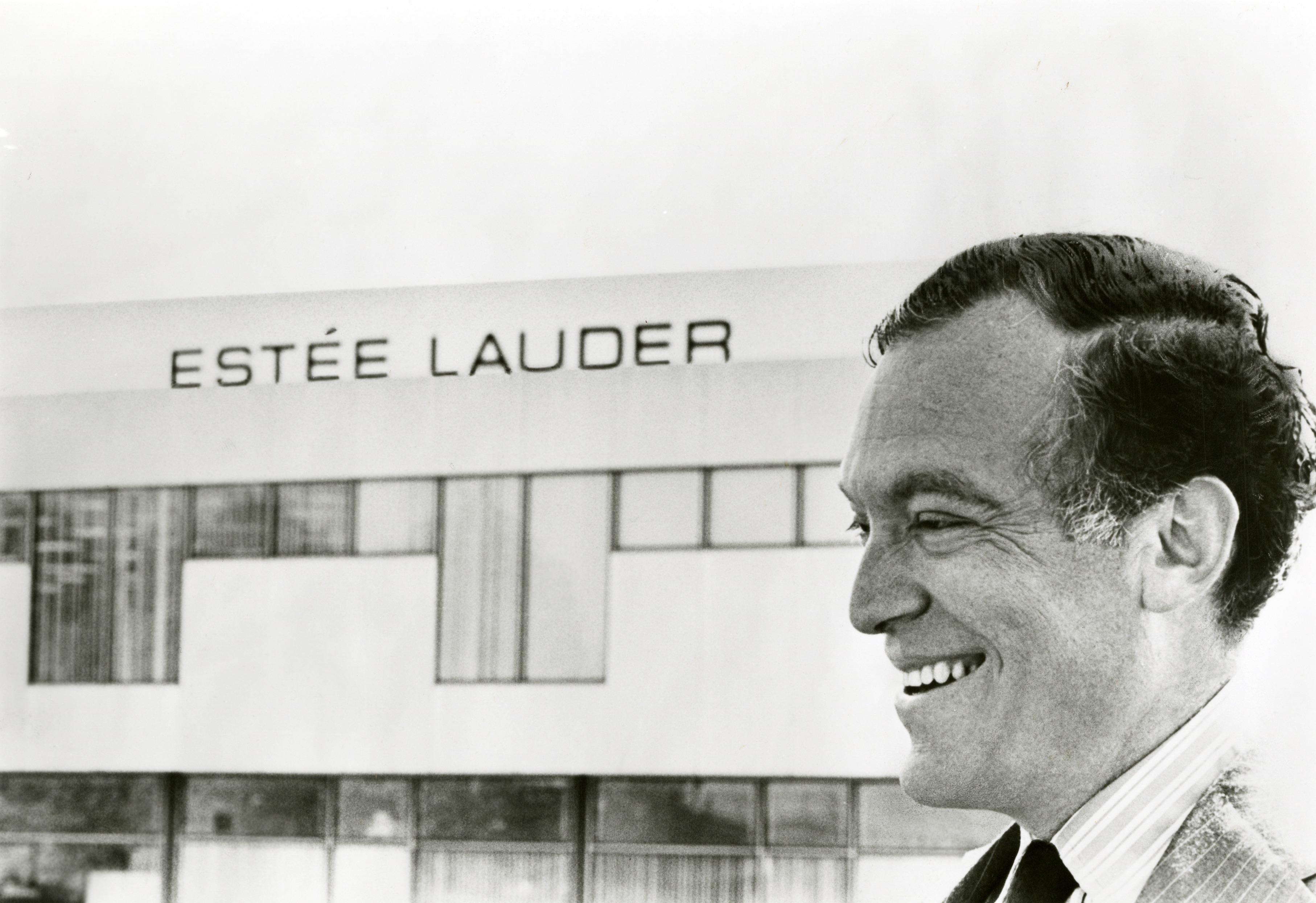 Leonard A. Lauder in 1974.