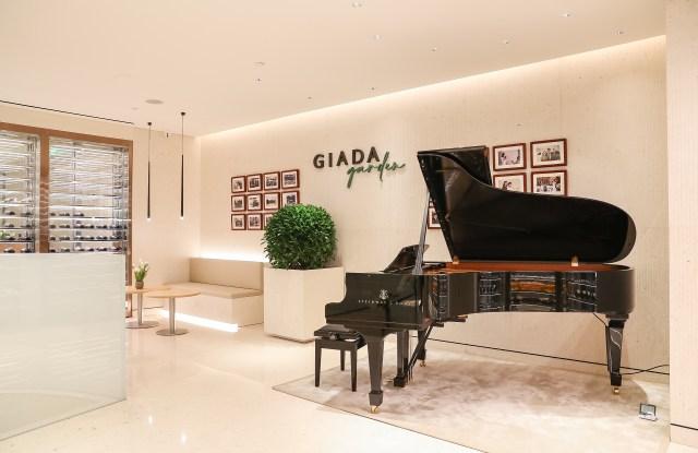 The new Giada Garden restaurant in Beijing
