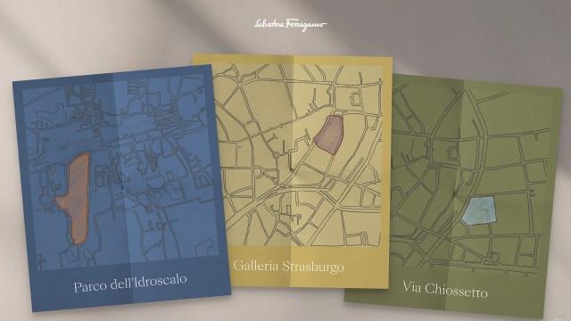 "Salvatore Ferragamo's ""Enigma"" Online Game"