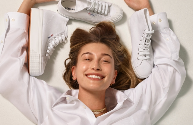 Superga Taps Hailey Bieber as Global Ambassador.jpg