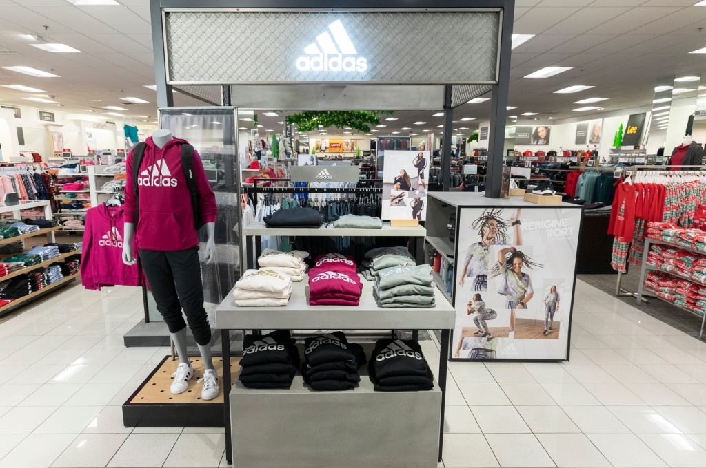 kohl's active department