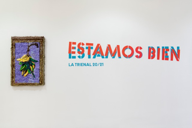 """""""Estamos Bien"""" at El Museo del Barrio."""