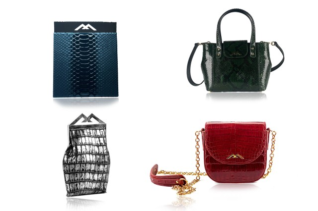 Maria Oliver bags