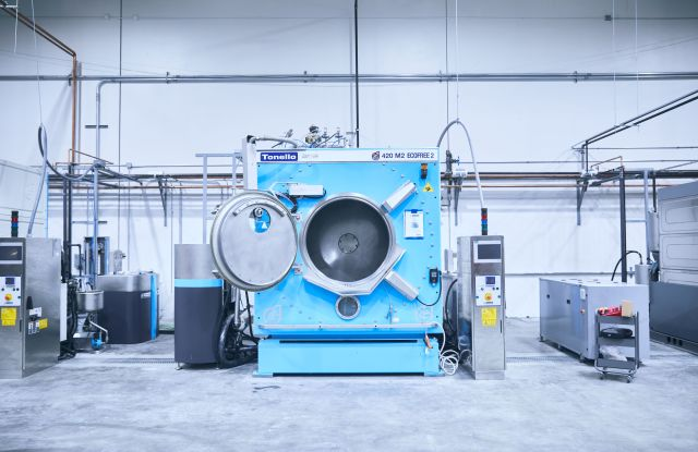 Saitex, LA, denim, made in LA, clean, sustainable, manufacturing