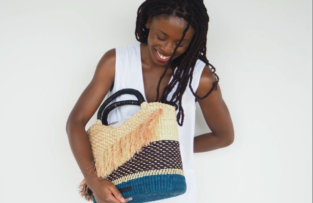 AAKS handbag from Africa