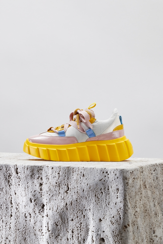 A sneaker from the AGL fall 2021 collection