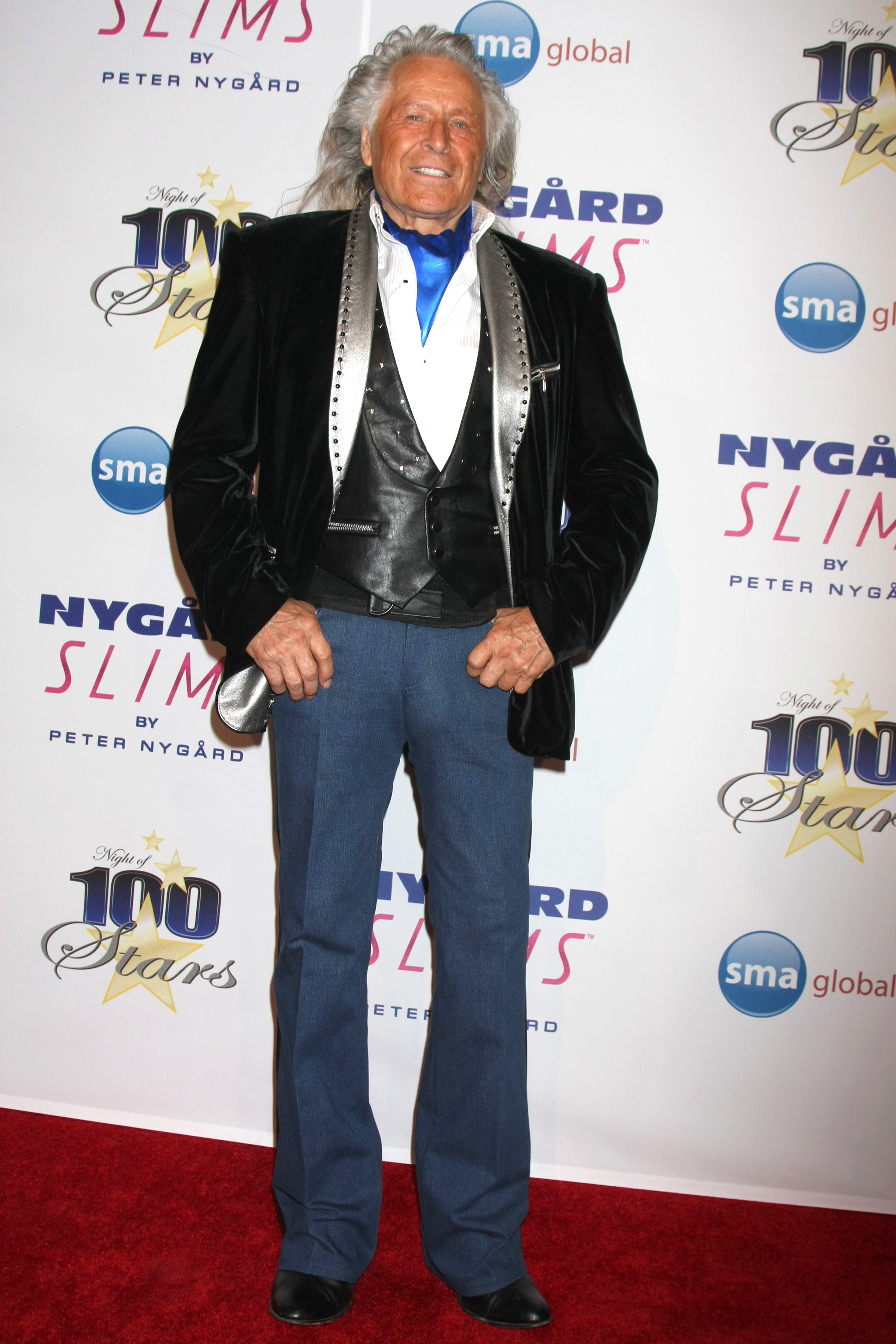 **FILE PHOTO** Peter Nygard Indicted on federal sex-trafficking and racketeering charges. BEVERLY HILLS, CA - FEBRUARY 22: Peter Nygard at the 25th Annual Night of 100 Stars Oscar Viewing Gala at the Beverly Hilton in Beverly Hills, California on February 22, 2015. Credit: David Edwards/MediaPunch /IPX